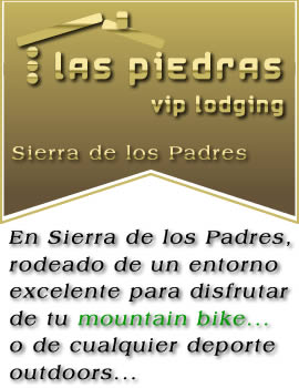Mountain bike en Sierra de los Padres Mar del Plata