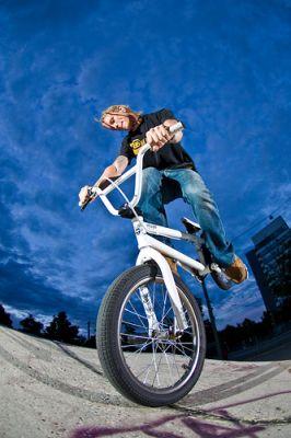 Footjam Endo BMX